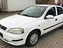 Imagine Dezmembrez Opel Astra G 1 7 Cdti 80cp Alb Piese Auto