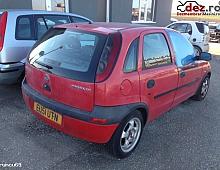 Imagine Dezmembrez Opel Corsa C Din 2001 Benzina Si Diesel Piese Auto
