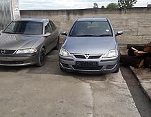 Imagine Dezmembrez Opel Corsa C Facelift 1 3 Cdti Piese Auto