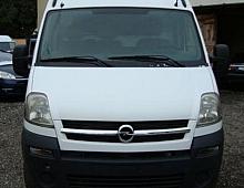 Imagine Dezmembrez opel movano din 2005 2008 motor 2 5cdti de marfa Piese Auto