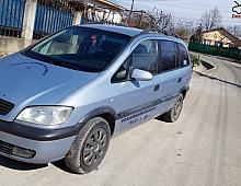"""Imagine Dezmembrez Opel Zafira 1 6 """"99 2004 Piese Auto"""