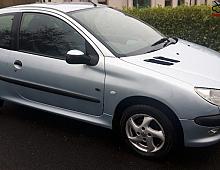 Imagine Dezmembrez Peugeot 206 1 4 Benzina Piese Auto