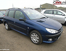 Imagine Dezmembrez Peugeot 206 Sw 1 6hdi Piese Auto