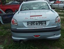 Imagine Dezmembrez peugeot 206cc 1 6benzina din anul 2001 Piese Auto