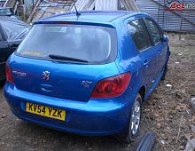 Imagine Dezmembrez Peugeot 307 An 2003 Piese Auto