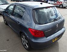 Imagine Dezmembrez Peugeot 307 Facelift An 2006 1 6 Benzina 80 000km Piese Auto
