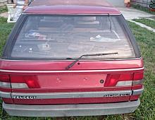 Imagine Dezmembrez Peugeot 405 Break Visiniu An 1992 Piese Auto