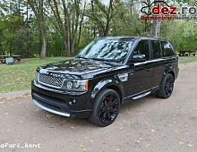Imagine Dezmembrez Range Rover Sport Piese Auto
