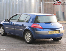 Imagine Dezmembrez Renault Megane 1 6benzina Cutie Automata Din 2007 Piese Auto