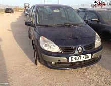 Imagine Dezmembrez Renault Scenic 1 6 Benzina Din 2007 Piese Auto