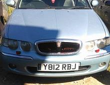 Imagine Dezmembrez Rover 45 An De Fabricatie 2002 Motor 1 4 Piese Auto
