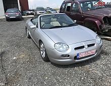 Imagine Dezmembrez Rover Mg F 1 8 I Din 2001 Piese Auto