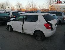 Imagine Dezmembrez Skoda Fabia 2 2008 1 2 Benzina Piese Auto