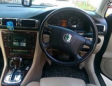 Imagine Dezmembrez Skoda Superb 2005 2 5 163 Cp Piese Auto