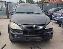 Imagine Dezmembrez Ssangyong Kyron 2 0 D20dt Piese Auto