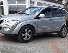 Imagine Dezmembrez Ssangyong Kyron Motor 2 7 Xdi Piese Auto