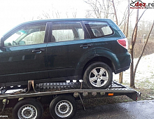 Imagine Dezmembrez Subaru Forester 2000 Tdi An Fabricatie 2009 Piese Auto