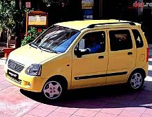 Imagine Dezmembrez suzuki wagon + 1 3 benzina Piese Auto