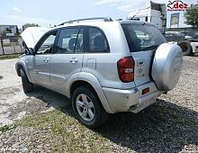 Imagine Dezmembrez Toyota Rav 4 Din 2004 2 0 Diesel Piese Auto