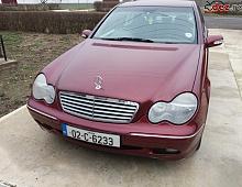Imagine Dezmembrez Mercedes C Class 2 7 Cdi W203 An 2003 Piese Auto