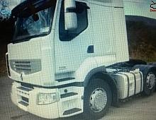Imagine axa spate completa renault premium Piese Camioane