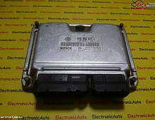 Imagine ECU Calculator motor VW Polo 1.4TDI 0281010697, 045906019C Piese Auto