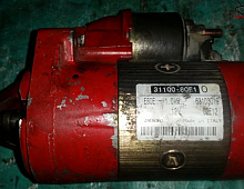 Imagine Electromotor Suzuki Swift 2003 cod 31100-80F1 Piese Auto