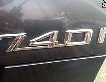 Imagine Emblema BMW 740 1997 Piese Auto
