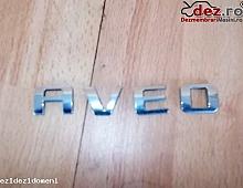 Imagine Emblema Chevrolet Aveo 2006 Piese Auto