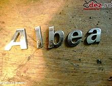Imagine Emblema Fiat Albea 2005 Piese Auto