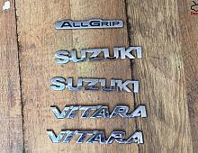 Imagine Emblema Suzuki Vitara 2014 Piese Auto