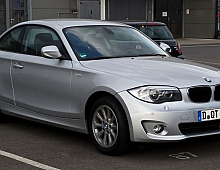 Imagine Far BMW Seria 1 e82 2010 Piese Auto