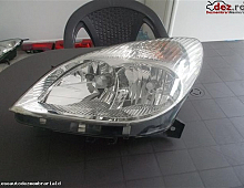 Imagine Far Citroen C5 2001 cod 9632664880 Piese Auto