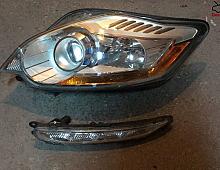 Imagine Far Stanga Xenon Daylight Lumina De Zi Led Ford Kuga 1 2008 2012 Piese Auto