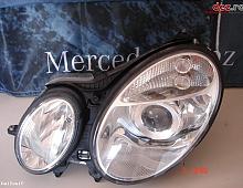 Imagine Far Mercedes E-Class W211 2005 cod 1EL008369-07 Piese Auto