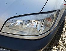 Imagine Far Opel Zafira 2001 Piese Auto