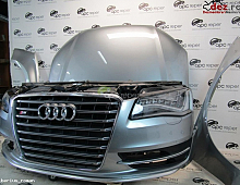 Imagine Fata Completa Audi S8 4h 2013 4 0tfsi Biturbo 520cp Piese Auto