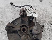 Imagine Fuzeta Seat Ibiza 2007 Piese Auto