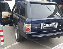 Geam triunghi Land Rover Range Rover