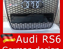 Imagine Grila radiator Audi RS 2009 Piese Auto