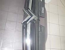 Imagine Grila radiator Citroen C5 2001 cod 9636751980 Piese Auto