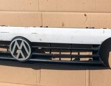 Imagine Grila radiator Volkswagen Golf 3 1996 cod 1h6.853.653.c Piese Auto