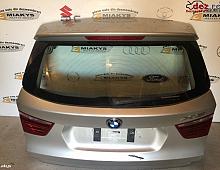 Imagine Hayon BMW X3 F25 2014 Piese Auto