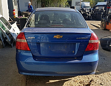 Imagine Capota spate Chevrolet Aveo 2007 Piese Auto