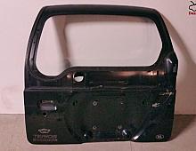 Imagine Hayon Daihatsu Terios 2005 Piese Auto