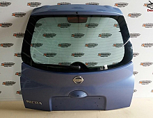 Imagine Hayon Nissan Micra 2008 Piese Auto