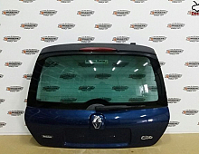 Imagine Hayon Renault Clio 2006 Piese Auto