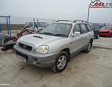 Imagine Dezmembrez Hyundai Santa Fe Din 2007 Motor 2 7 V6 4x4 Tip G6ea Piese Auto