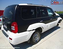 Imagine Dezmembrez Hyundai Terracan An 2001 2006 2 9 Crdi Piese Auto