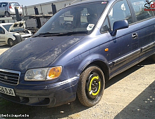 Imagine Dezmembrez Hyundai Trajet Din 2000 Motor 2 0 16v Benzina Piese Auto